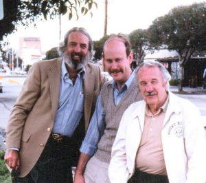 Ray Stedman & assoc Pastor 1982 - Copy