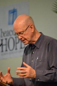 Rod Denton Induction at Elizabeth Church of Christ_2012